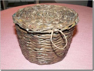 cesta papel