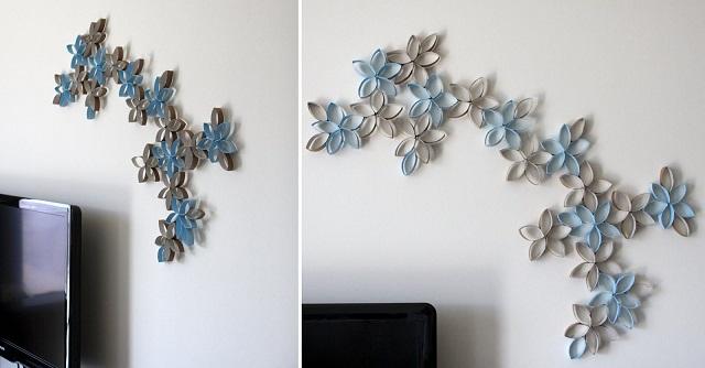 decoracion-de-pared-materiales-reciclados